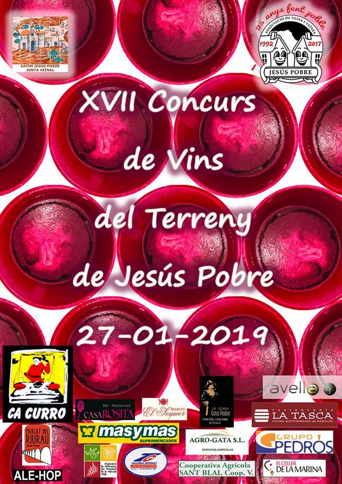 17 concurs de vins